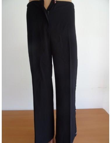 Pantaloni cu dantela