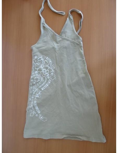 Rochie pentru fetite cu floricele argintii
