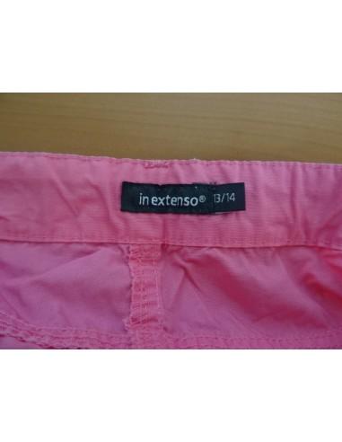 Pantaloni scurti pentru fetite In Extenso