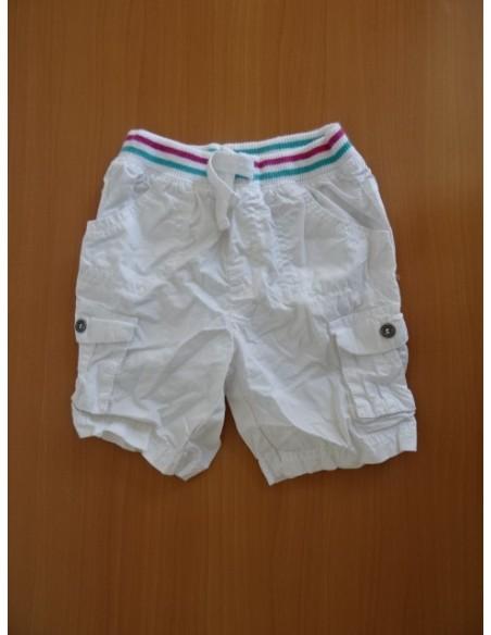 Pantaloni treisferturi cu buzunare pentru copii