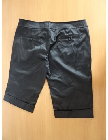 Pantaloni surti negri LILEI