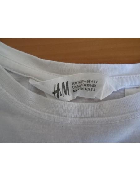 Maieu baietei H&M pentru 4-6 ani