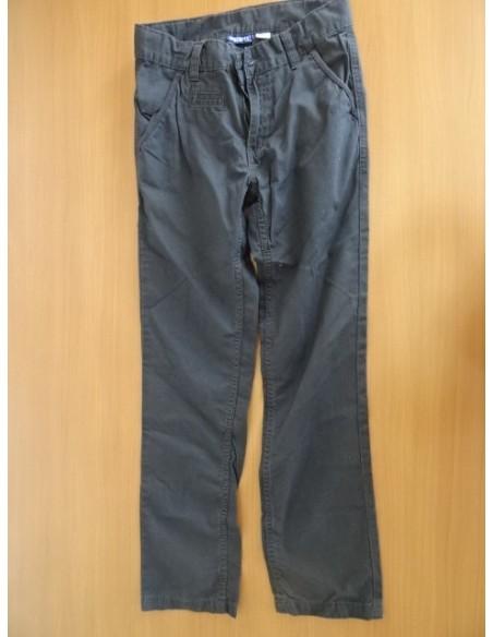 Pantaloni lungi baietei cu buzunare Papperts