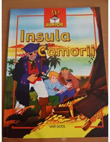 Carte Insula Comorii