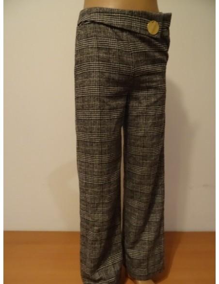 Pantaloni dama in carouri ZARA