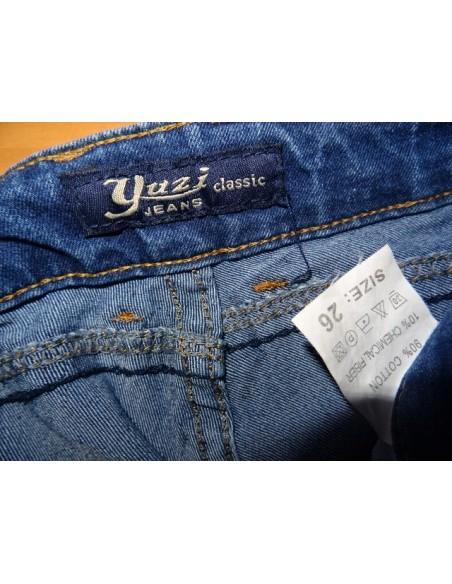 Pantaloni dama YUZI JEANS