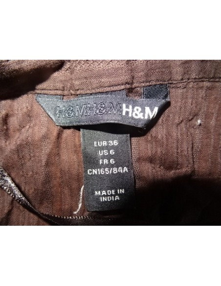 Camasa dama cu maneca scurta si nasturi H&M