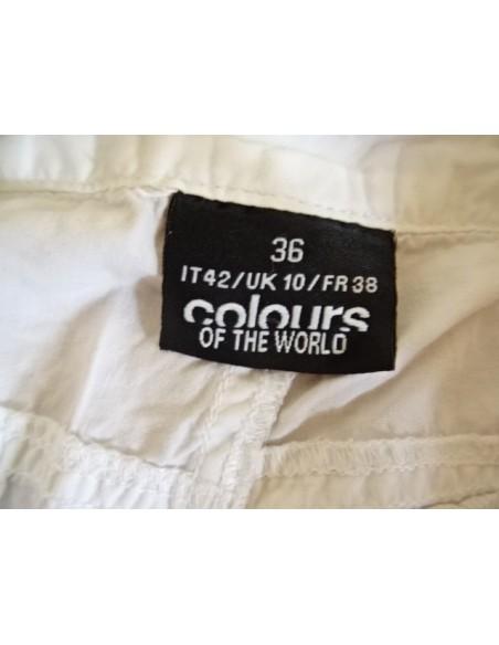 Pantaloni scurti de dama Colours