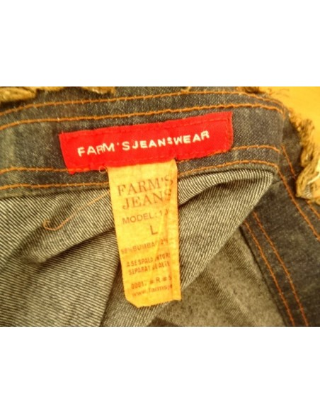 Fusta dama de blugi  Farms Jeans