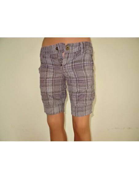 Pantaloni scurti dama cu buzunare las spate Foxbrand