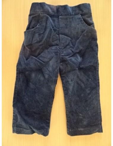Pantaloni copii cu buzunare in fata