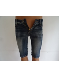 Jeans TINA silver