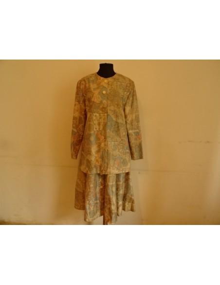 Costum Tricotaje Ema doua piese dama