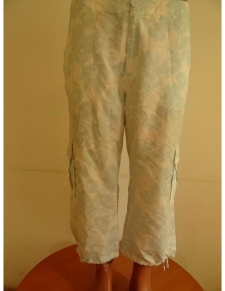 Pantaloni Port Louis alb dama