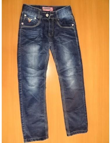 Jeans lungi baietei YYFY