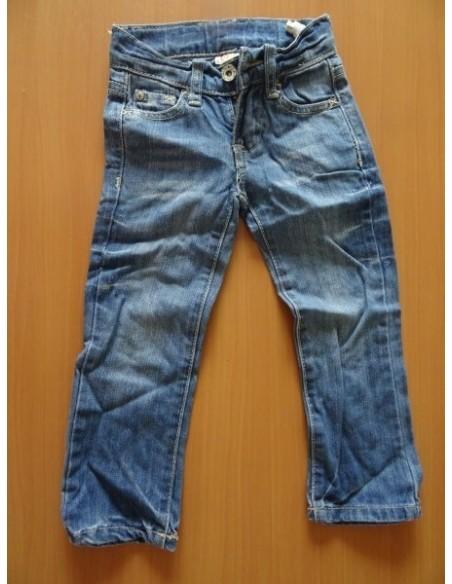 Jeans Miniblu
