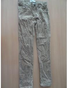 Pantaloni raiat TEX