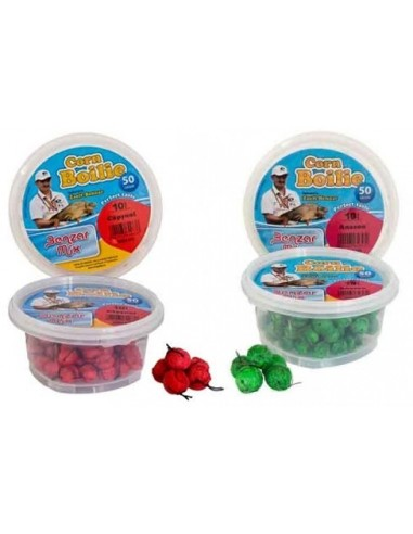 Benzar Mix Corn Boilies