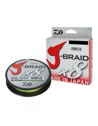 Fir Textil Daiwa J-Braid X8...