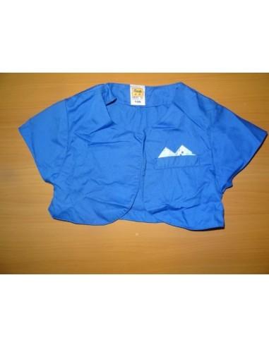 Bolero albastru