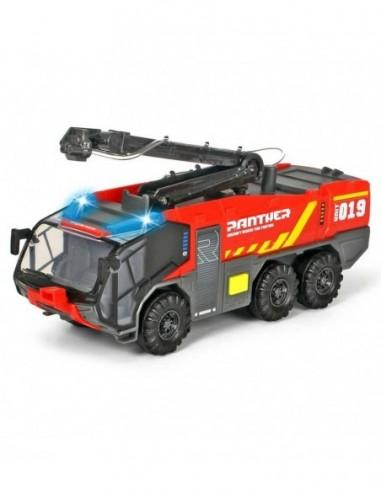 Masina de pompieri aeroport Dickie...