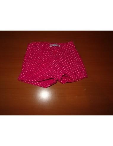 Pantaloni rosii cu bulinute FOX KIDS