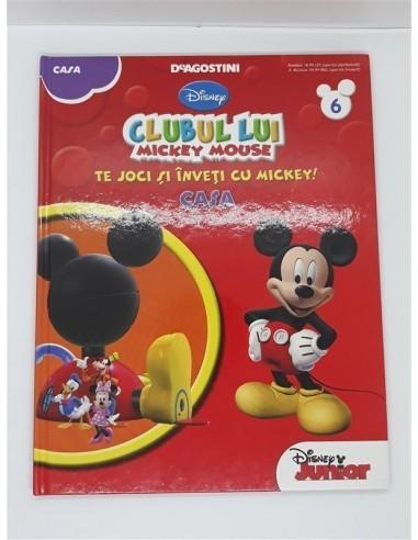Clubul lui Mickey nr.6 - Te joci si...