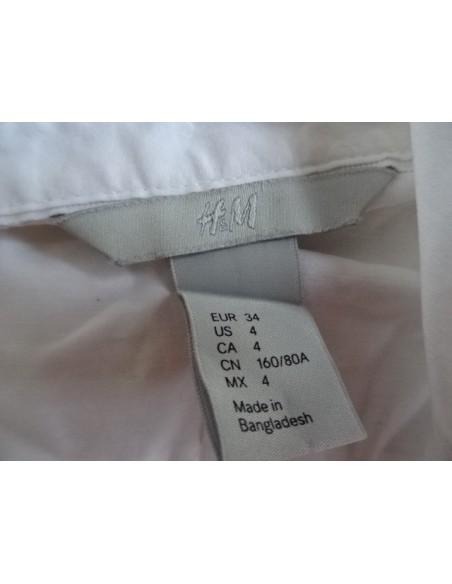 Camasa H&M alba