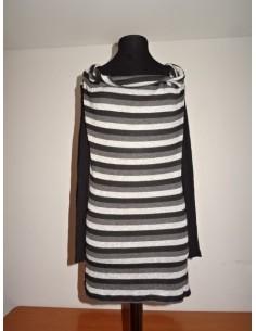 Bluza neagra DRESS TU IMPRESS