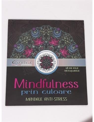 Mindfulness Prin Culoare – Mandale...