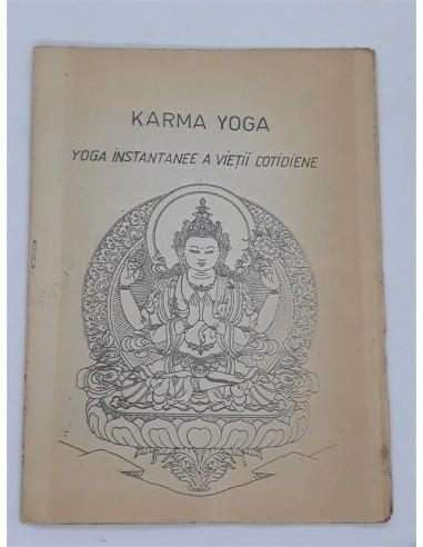 Karma Yoga, Yoga instantanne a vietii...