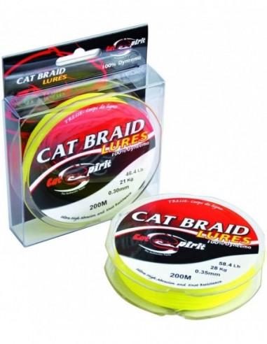 Fir Textil Cat Spirit Cat Braid Lure...