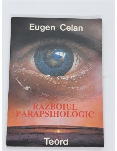 Razboiul parapsihologic, Eugen Celan