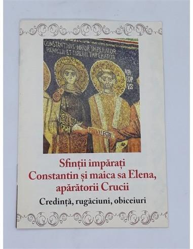 Sfintii imparati Constantin si maica...