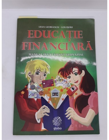 Educatie Financiara,  Manual...