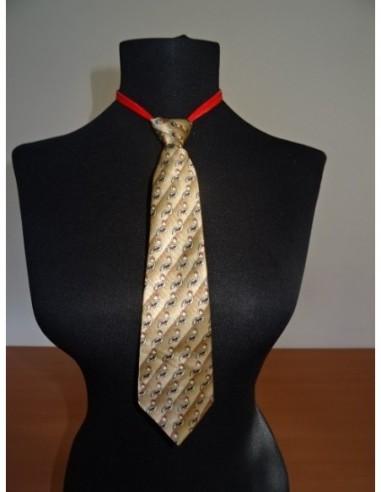 Cravata eleganta barbati cu imprimeu