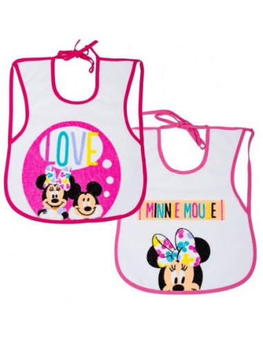 Set 2 bavetele Minnie Disney Eurasia...