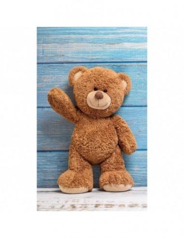 Prosop fata Teddy Bear 30x50 cm...