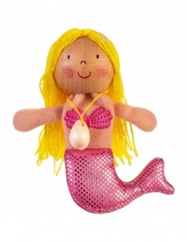 Marioneta pentru deget Sirena Fiesta...