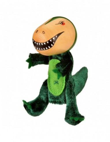 Marioneta pentru deget T-Rex Fiesta...