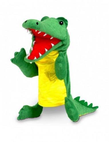 Marioneta de mana Crocodil Fiesta...