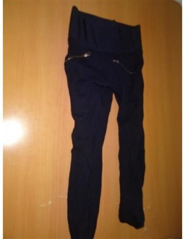 Pantaloni Zara cu talie inalta