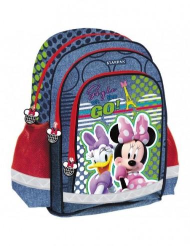 Ghiozdan scoala Minnie Mouse 38 cm...