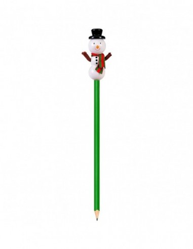 Creion cu figurina lemn Om de Zapada...