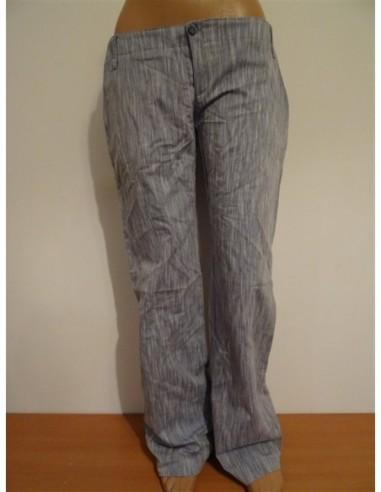 Pantaloni dama lungi gri Saxx
