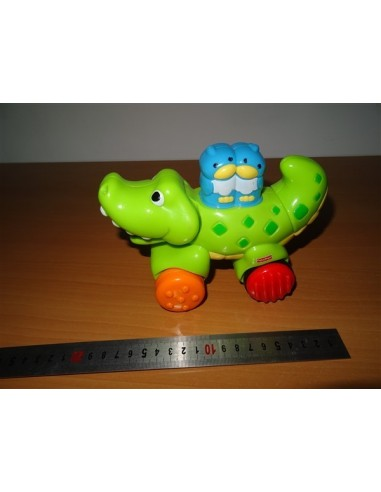 Dinozaur de tras jucarie pentru copii