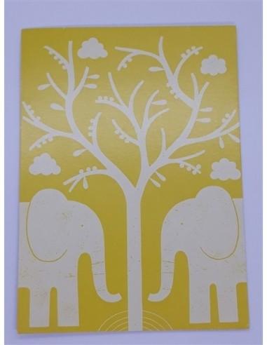 Ilustrata cu elefanti