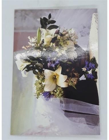 Felicitare O vaza cu flori