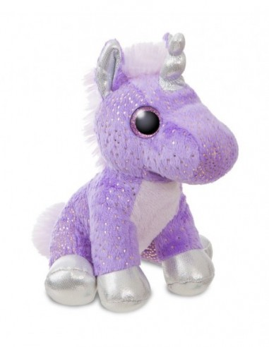 Unicorn de plus Rainbow Mov 18 cm
