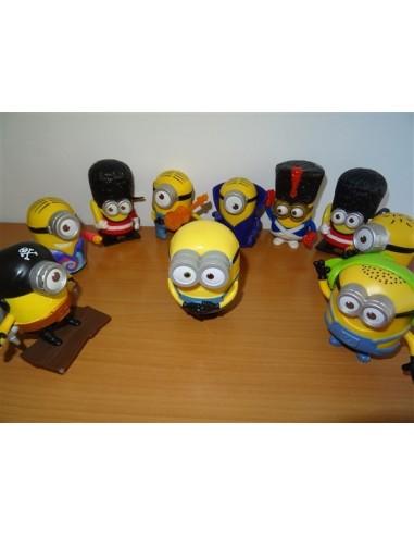 Set zece figurine Minions